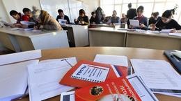 Вручение дипломов о профессиональной переподготовки в МЭБИК